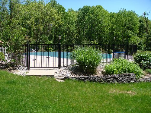 landscape architect job information: pools and landscaping ideas