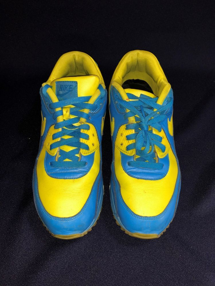 buy online 51473 a6102 Nike Air Max 90 ID Mens 11 Custom #fashion #clothing #shoes ...
