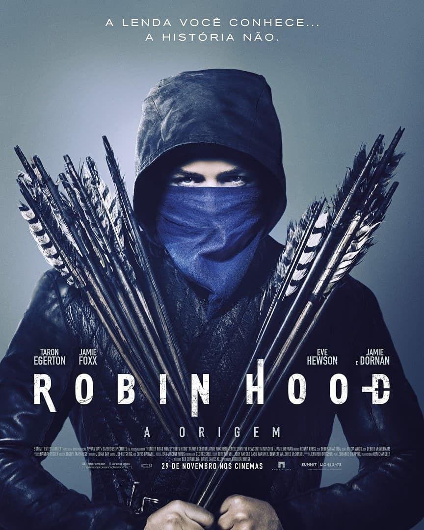 Robin Hood A Origem Poster Robin Hood Filmes Poster