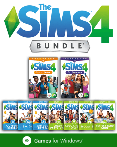 The Sims 4 Deluxe Collection Expansion Bundle Pc Download Video