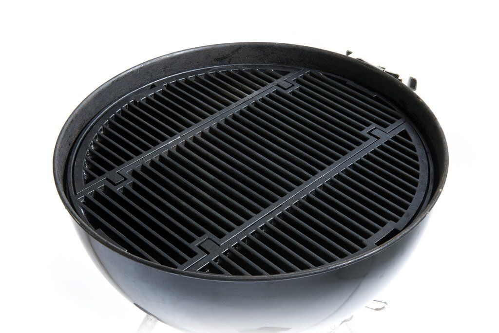 M1 Cast Iron Grate For 22 Quot Kettle Grills Grilling Kettle Grills Grill Grates