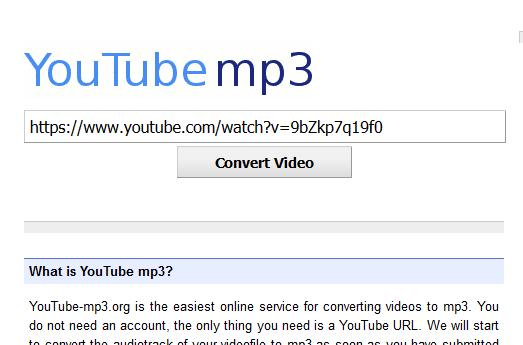 Bagaimana Cara Download Mp3 Di Youtube Dengan Mudah Video Musik Aplikasi Web Lagu