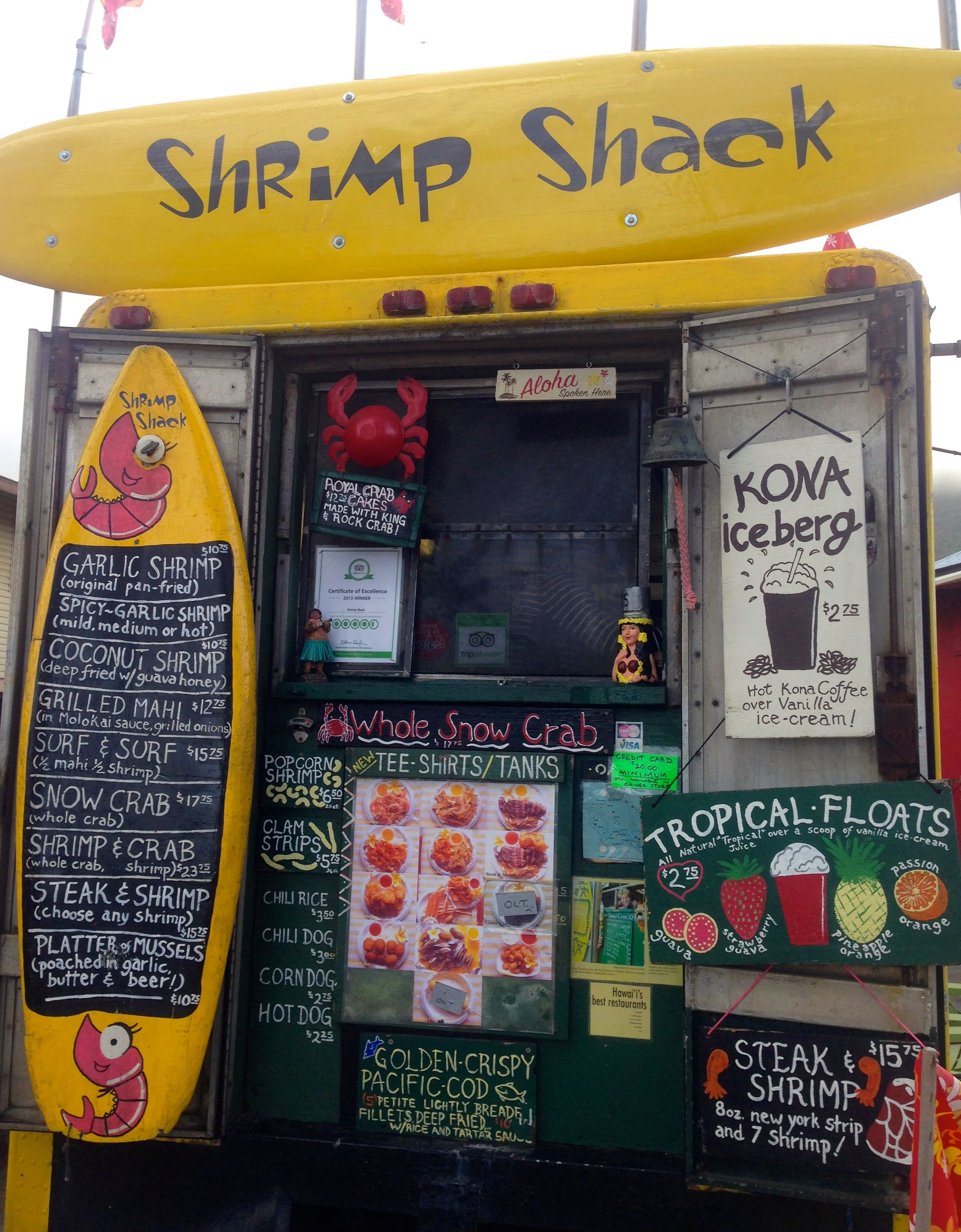 Hawaii Food Truck