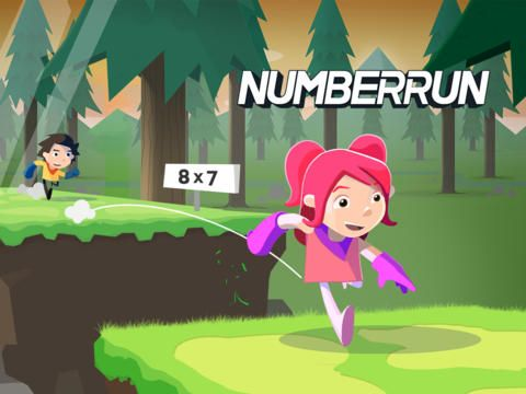Number Run by Ignacio Schiefelbein (With images) Kids
