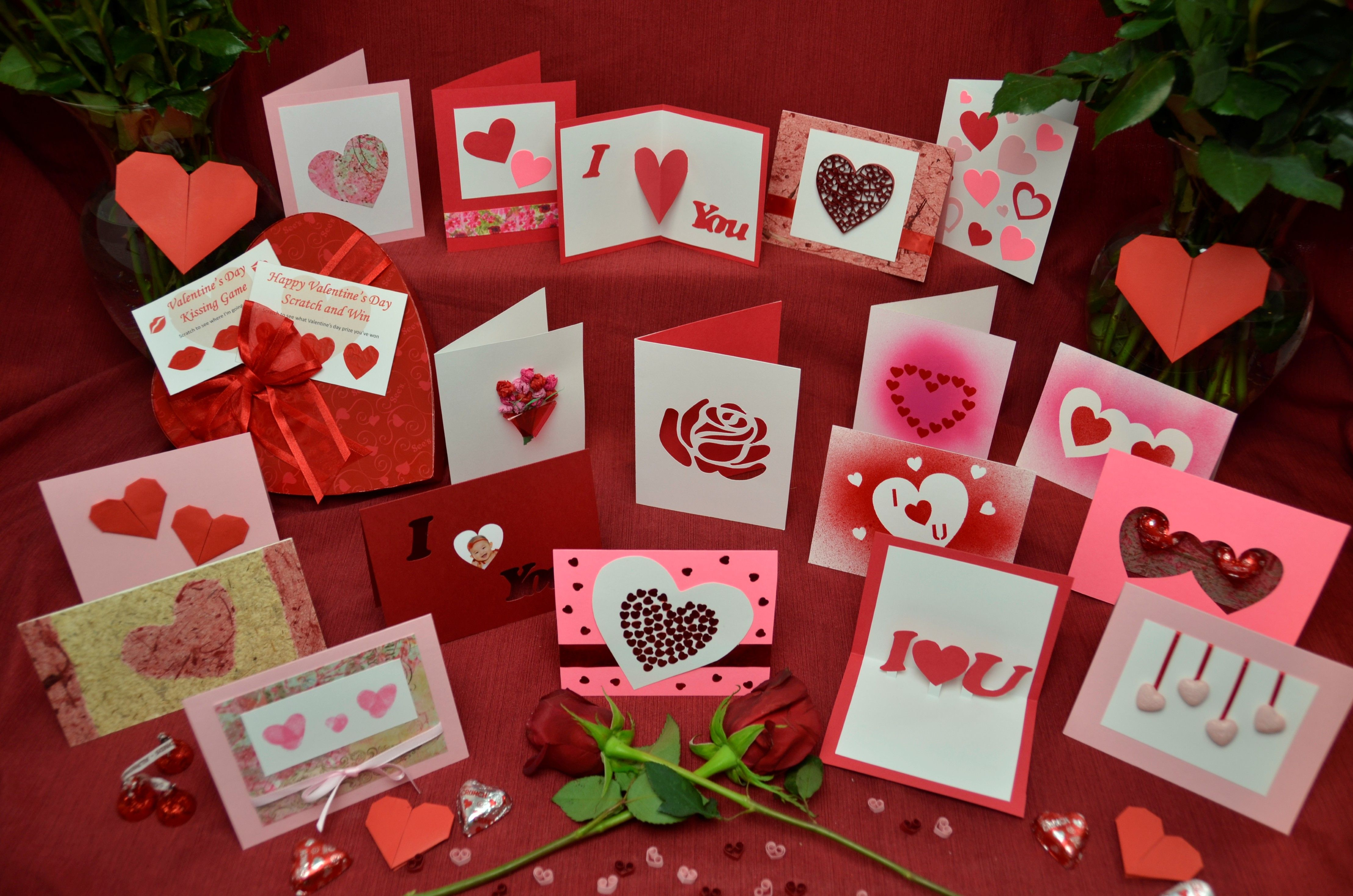 Top 10 Ideas For Valentine S Day Cards Romantic Valentines Day Ideas Valentines Day Trivia Cute Valentines Day Ideas