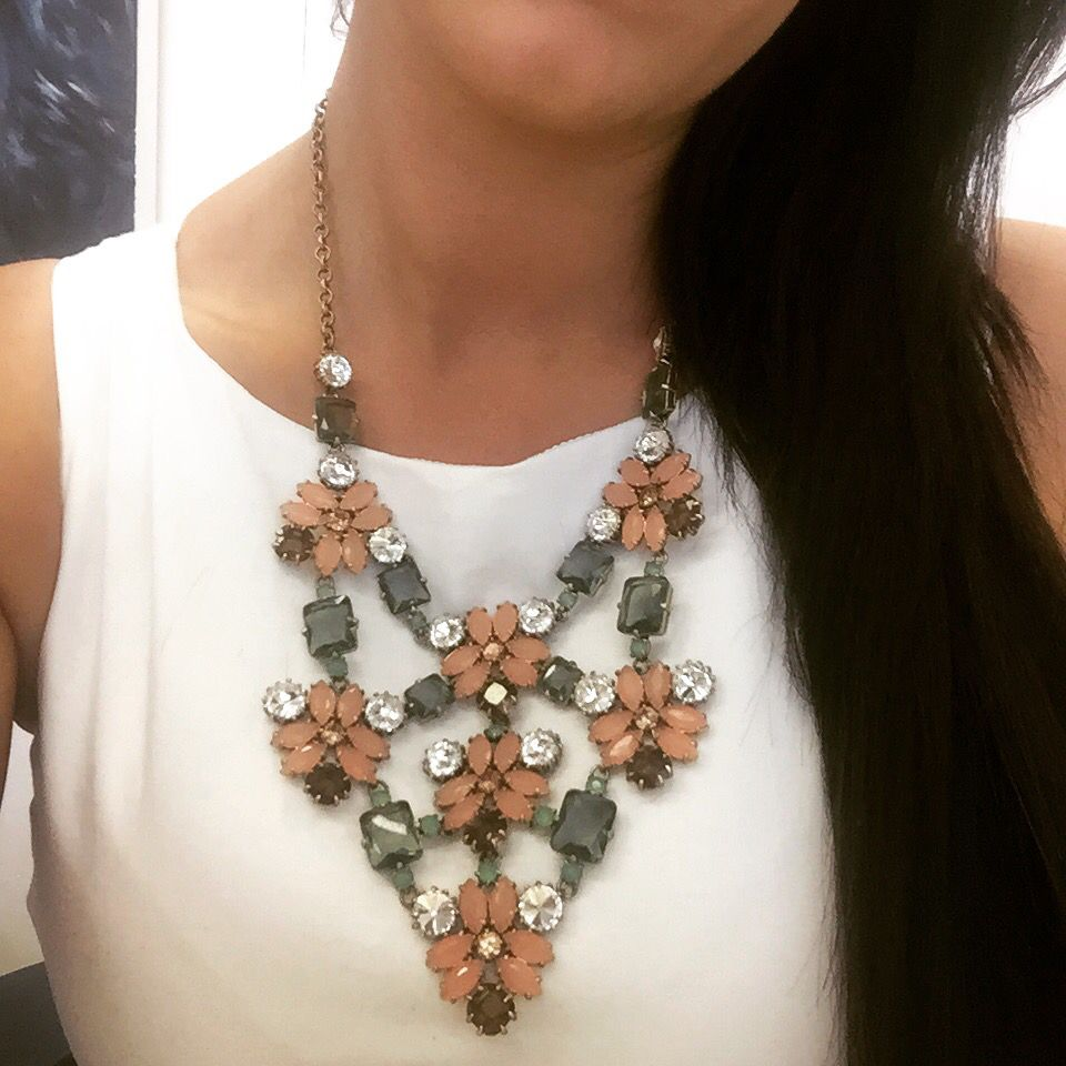 One of my favs from Stella and Dot. Once it's gone it's gone! Get it on sale now!
