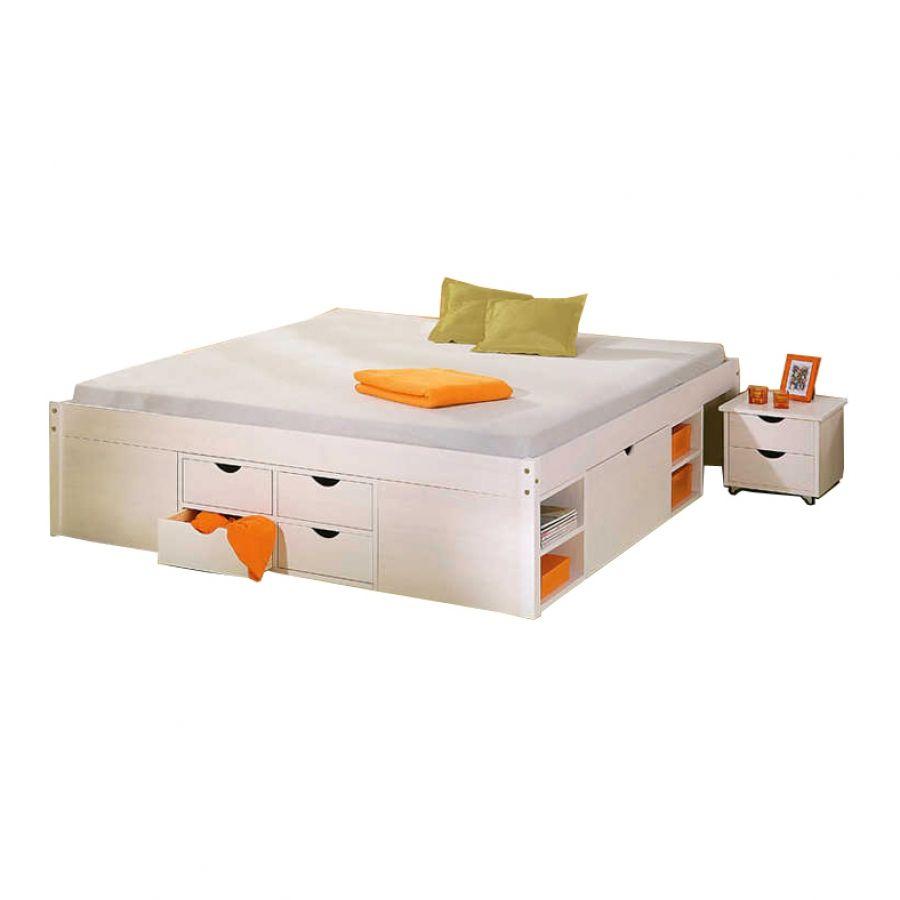 Funktionsbett Till Kinderwelt King Storage Bed Bed