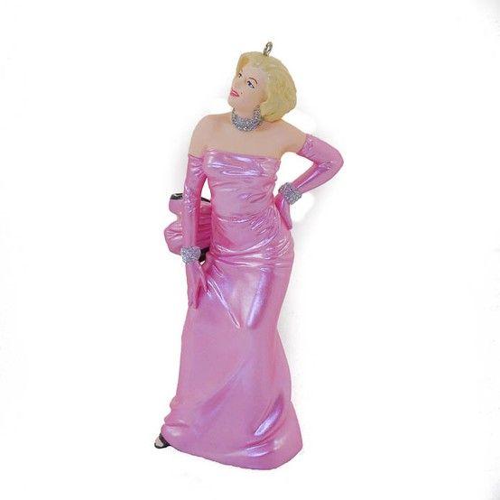 Hallmark Keepsake Ornament Marilyn Monroe 1st New Collectors Series 1997 $14.95
