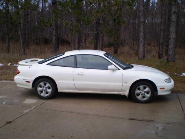1993 Mazda Mx6 Mine Was Very Similar I Owned 1994 White Four