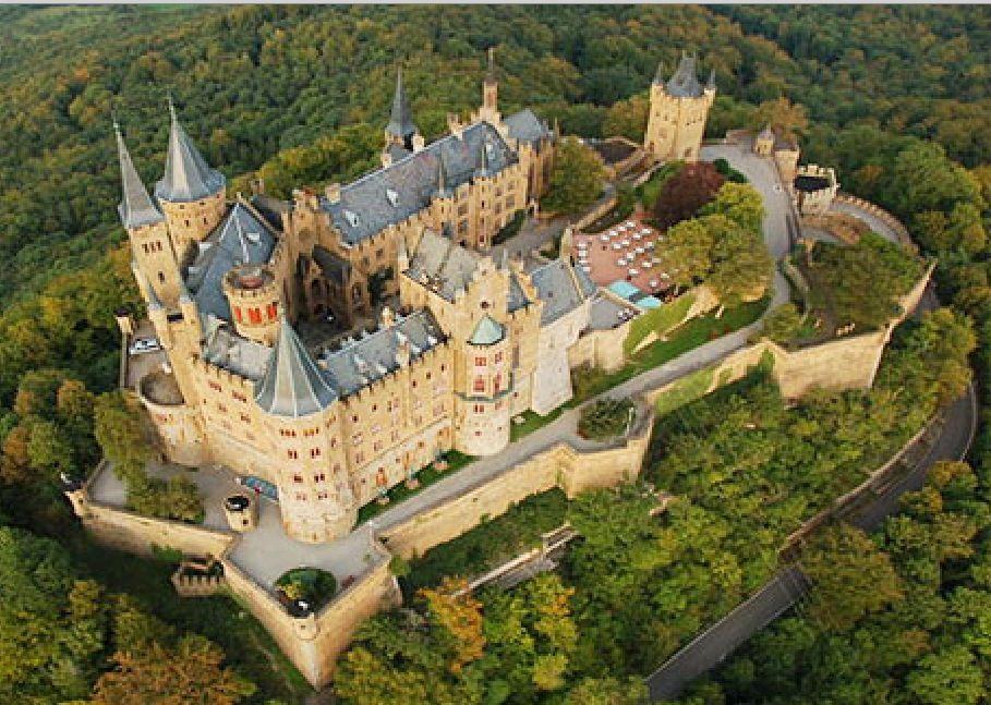 Burg Hohenzollern Castillos De Alemania Castillos Castillo De Hohenzollern