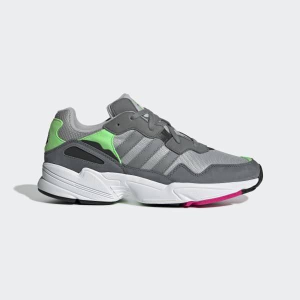 Photo of adidas Yung-96 Shoes – Grey | adidas US
