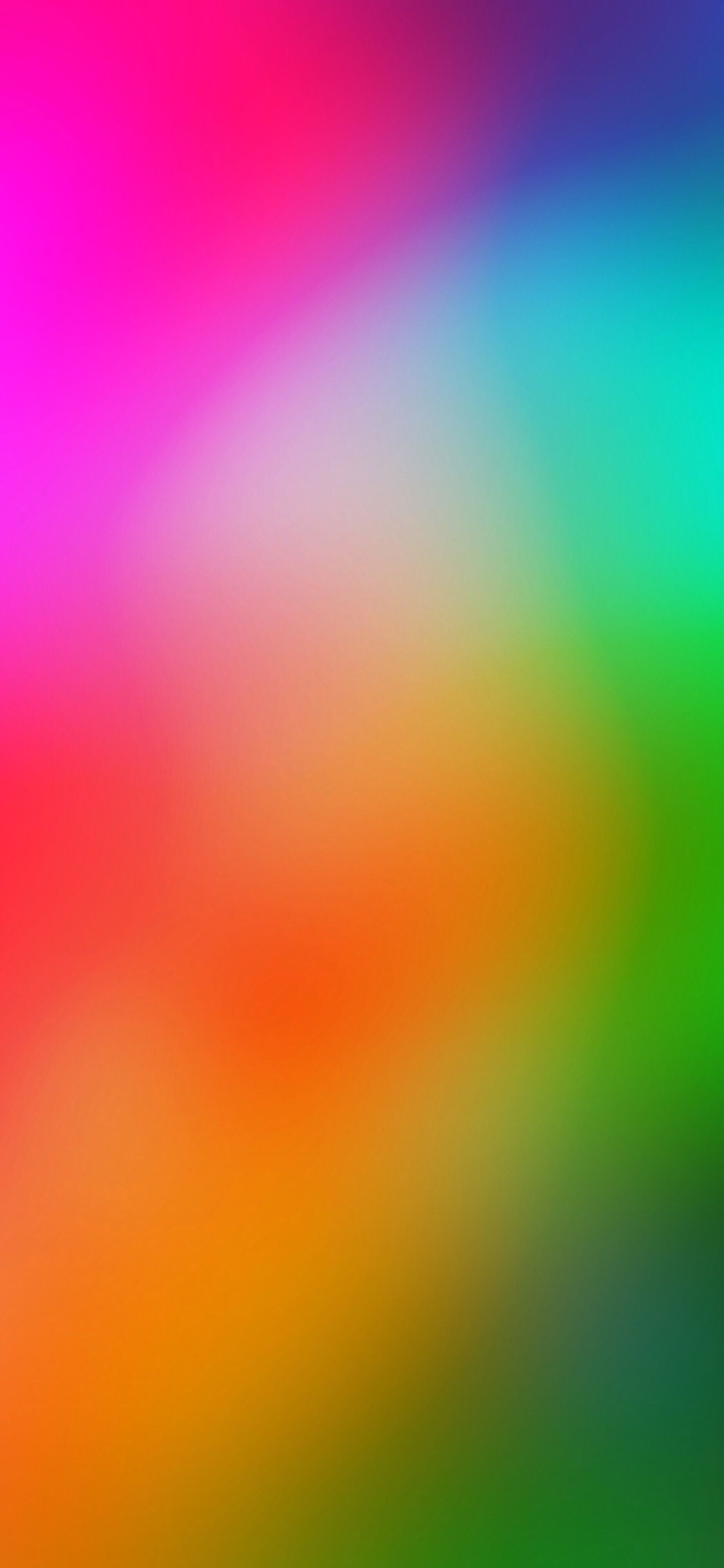 SO much color... (by AR7) Iphone wallpaper gradient