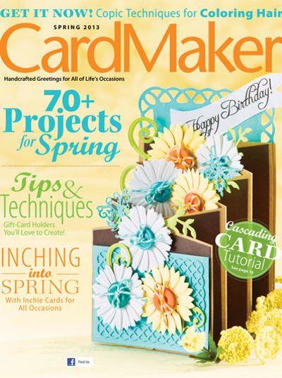 Card Maker Magazine
