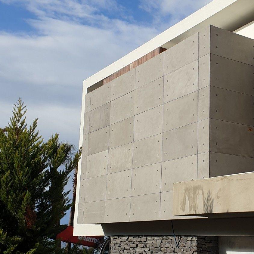 Cretox Concrete Wall Panel Exterior Villa Design Facade Panels Architecture Concrete Wall Panels Concrete Panel Facade