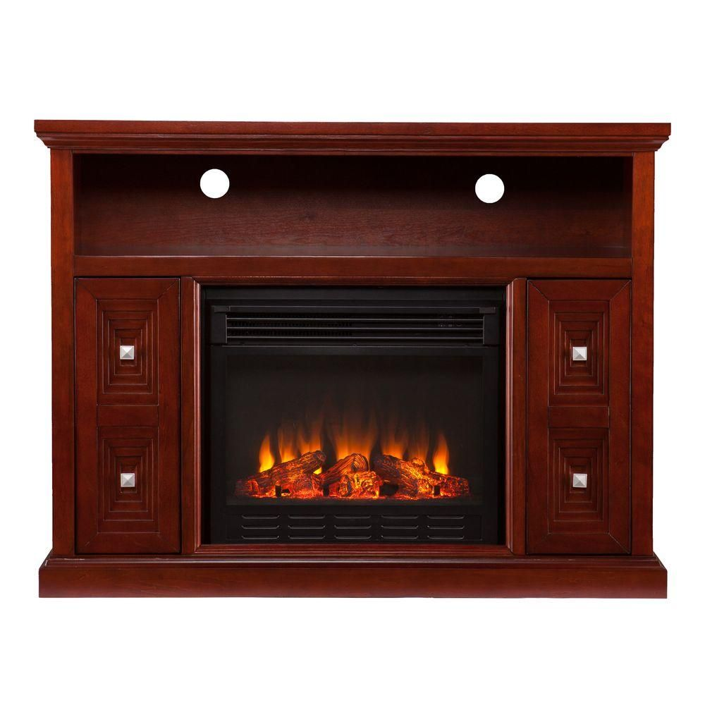 Muskoka alpine 62 in wide electric fireplace tv stand burnished - 17 Best Images About Home On Pinterest Cherries Electric Fireplaces And Media Fireplace