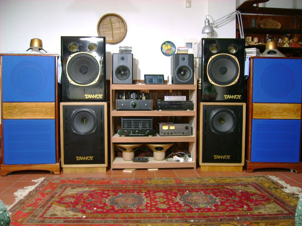 Gallo menta Plano  Tannoy Puma 3809 12 | Flickr - Photo Sharing! (With images) | Home ...