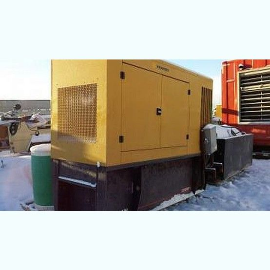 Olympian 125 Kw Diesel Generator Medium Hour Runner 480v 225a Breaker Equipped With Perkins 6 Cylinder Diesel Diesel Generators Generation Diesel