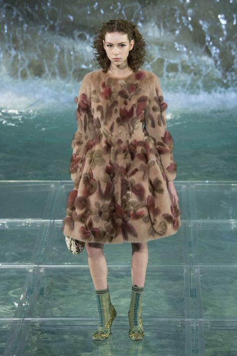 Fendi Осень-зима 2016-2017. haute couture