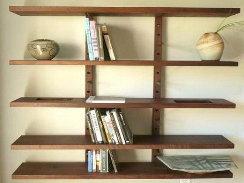 Wall Mounted Shelving Units: Wooden Wall Mounted Shelving Units . - Wall Mounted Shelving Units: Wooden Wall Mounted Shelving Units