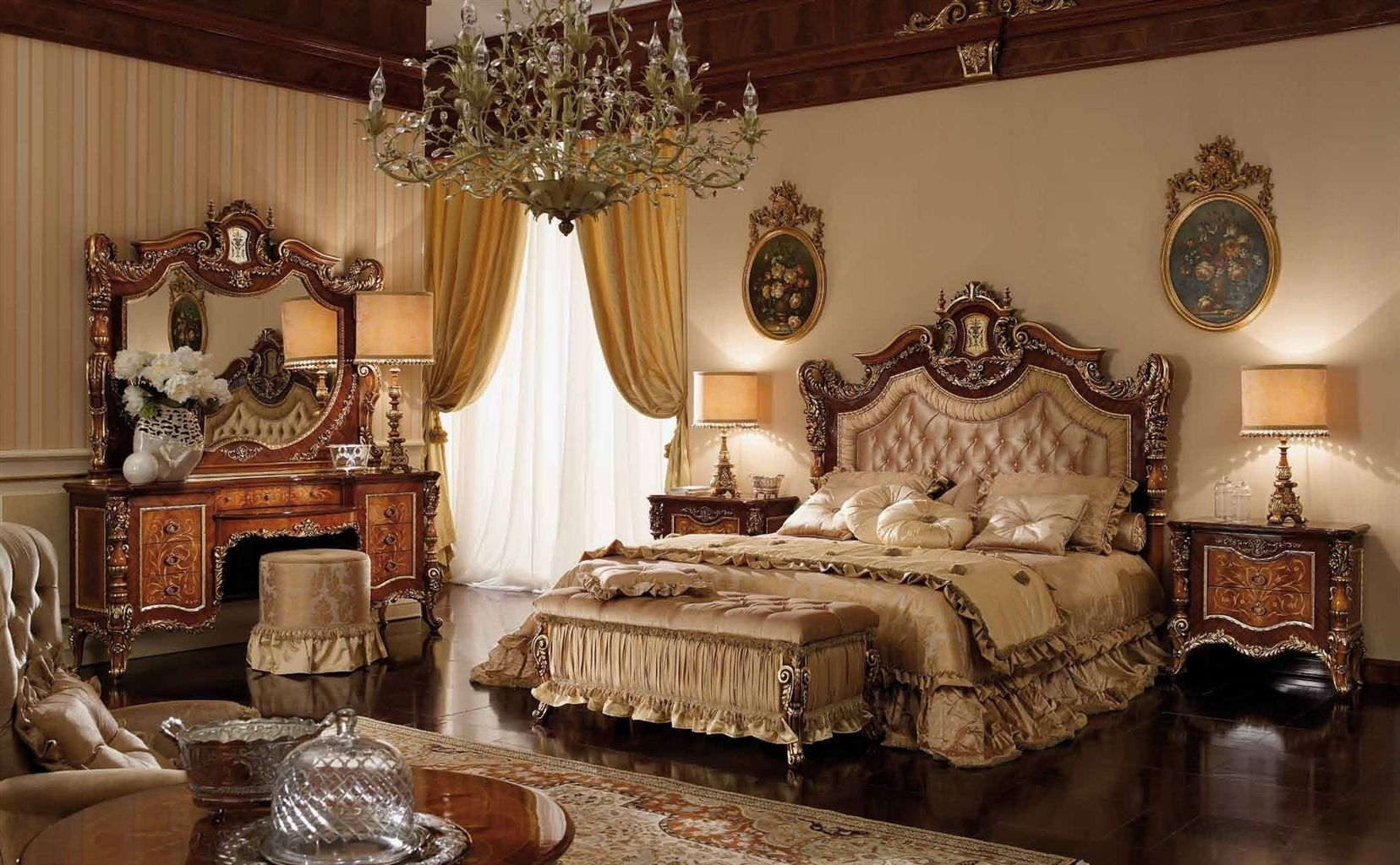 Luxury Bedroom Furniture Luxury Makeup Vanity Furniture