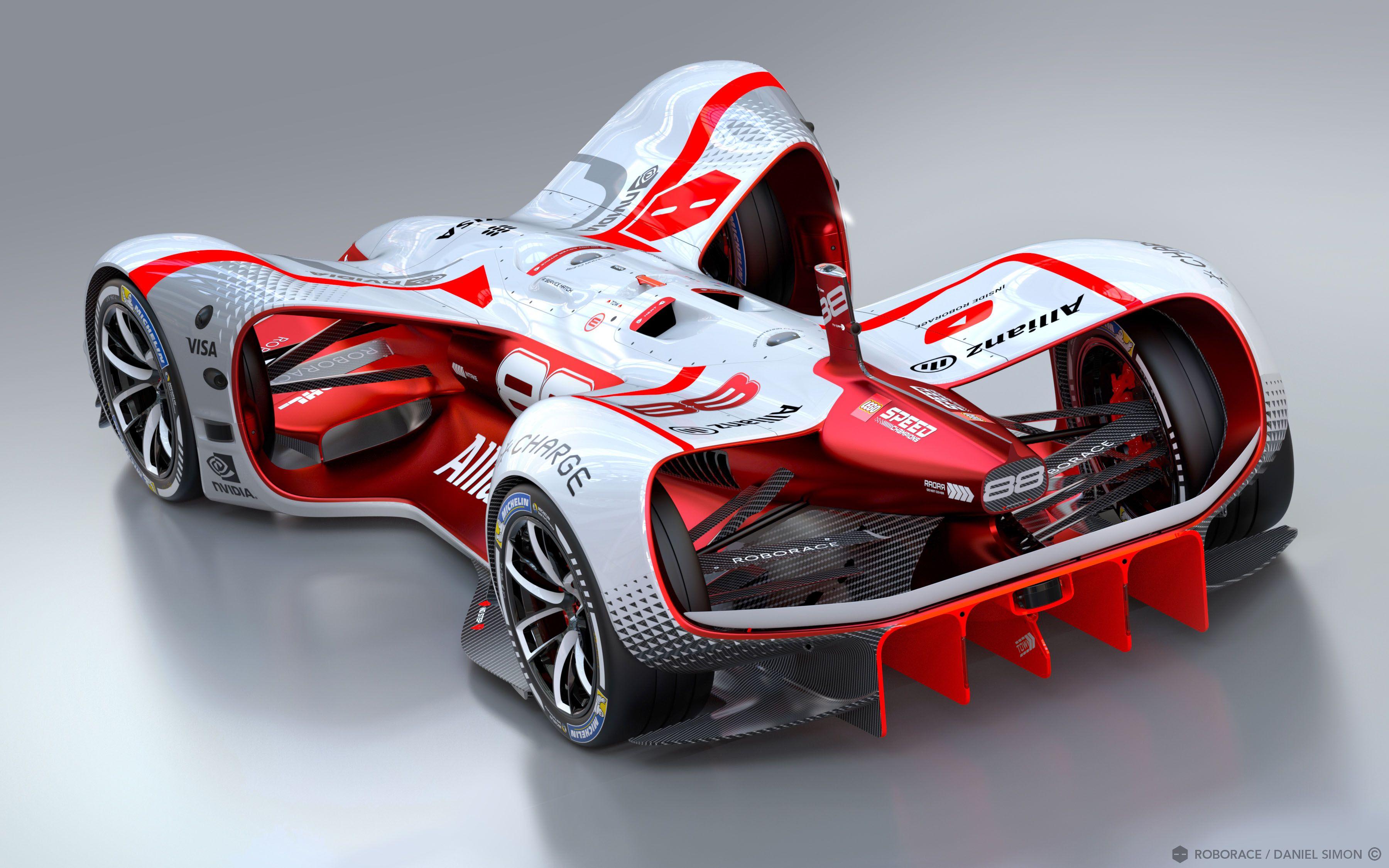 Wallpaper Roborace 10 Motorcycle Helmet Design Lamborghini Concept Concept Cars