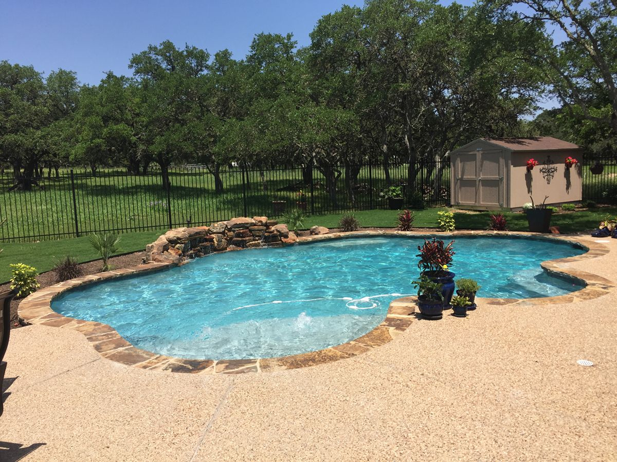 See Anthony Sylvan S Most Affordable Pools 45k And Under Get Pricing On An Inground Pool Or Affordable Swimming Pools Backyard Pool Inground Pool Designs