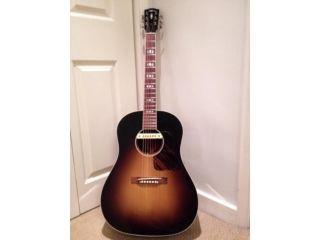 Gibson Acoustic Custom Shop Advanced Jumbo Chelwood Gate Gibson Acoustic Acoustic Music Instruments