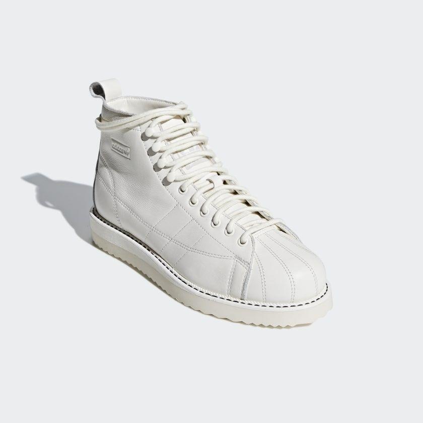 Tenis Superstar Boot W CLOUD WHITE