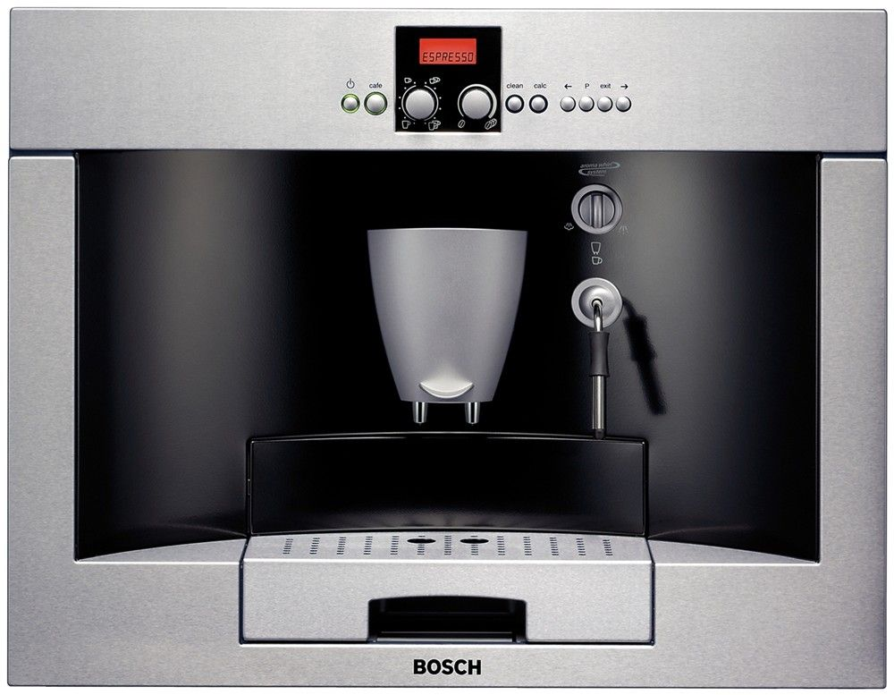 Bosch Miele And Jenn Air All Manufacture An Integrated Coffee Maker Which Is Best We Look At Features Prices