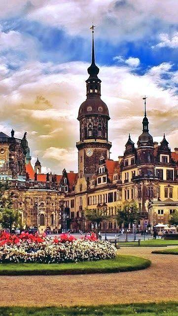 Royal Palace, Dresden, Germany