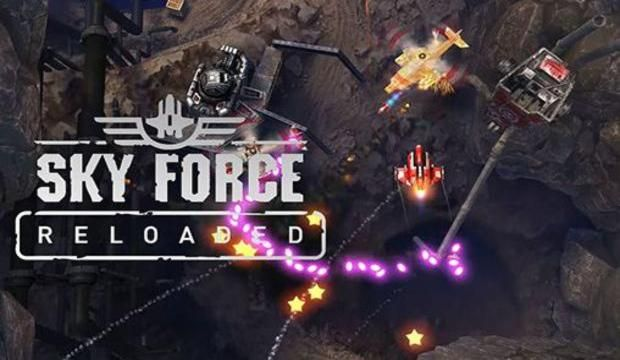 Free Download Sky Force Reloaded for Android - Sky Force Reloaded