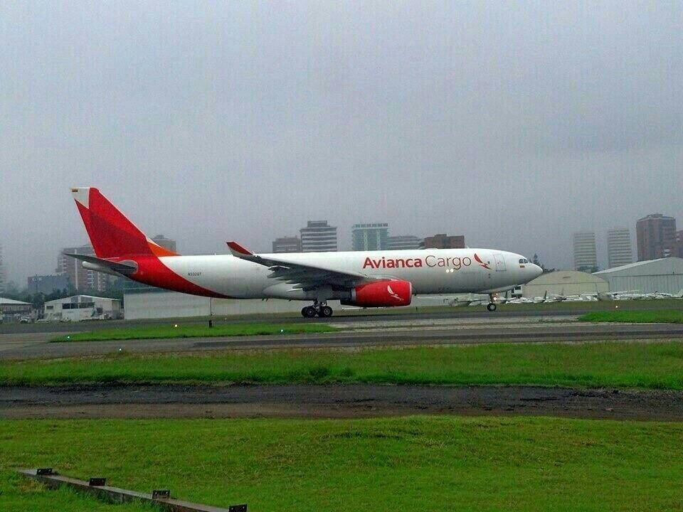 Avianca Cargo A330 freighter