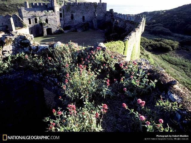 Robert Madden 2005(Reino Unido, Manobier castle)