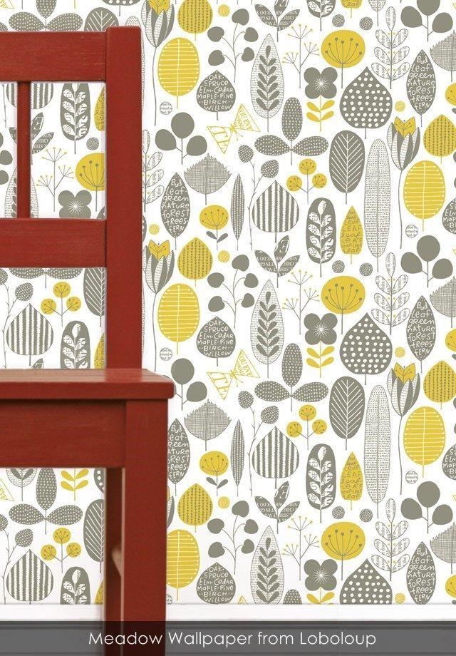 Meadow wallpaper from Loboloup