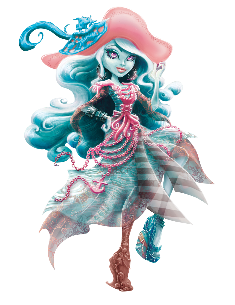 monster high vandala doubloons - Pesquisa Google | Monster High Art ...