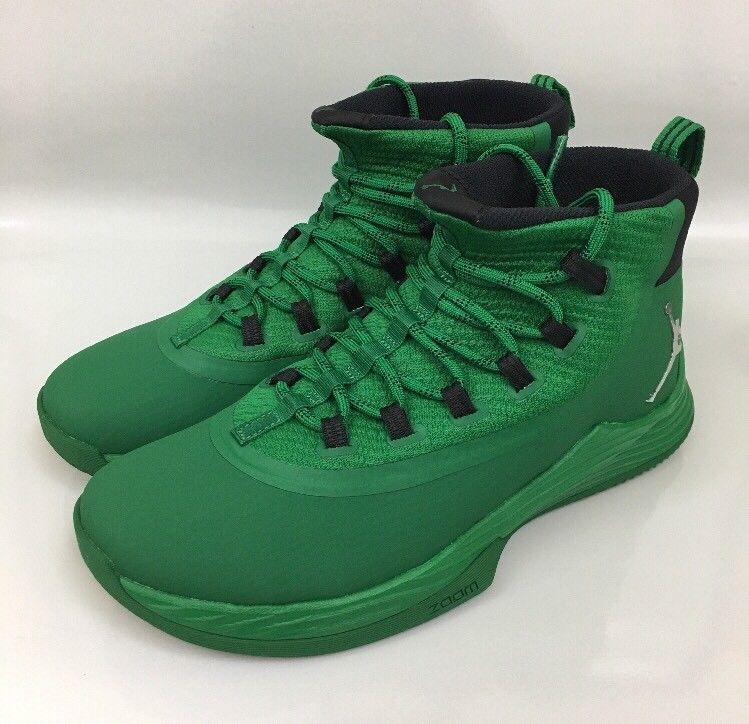 Nike Jordan Ultra Fly 2 Zoom Tb Pine Green 921211 301 Men S Sizes Nike Basketballshoes Nike Jordan Nike Jordans