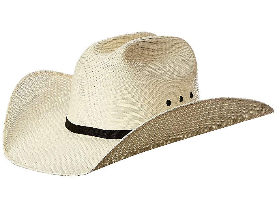 e6bbd4380ea50f M&F Western Twister Cowboy Hat (Little Kids/Big Kids) (Natural) Cowboy Hats.  The MF Western Twister Cowboy Hat is ideal for your little cowboy with its  ...