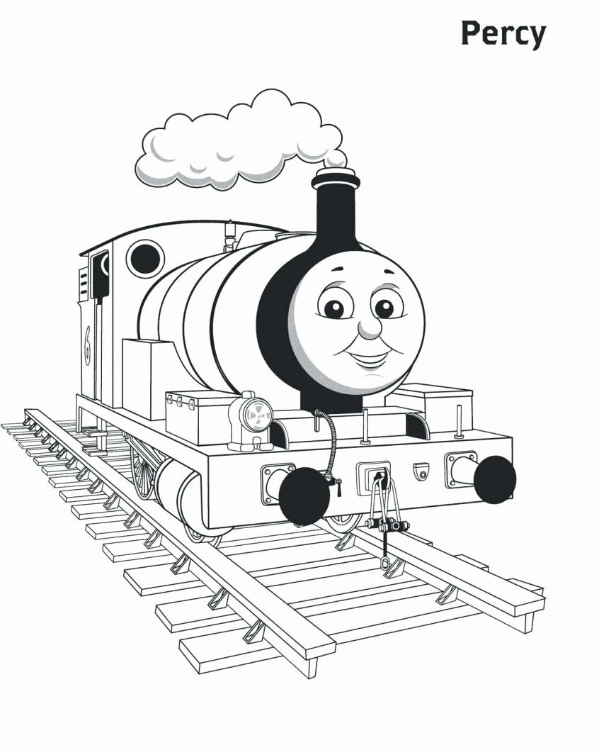 Thomas The Train Printable Coloring Pages Best Of Coloring Pages Freeomase Train Coloring Pages Printabl In 2020 Train Coloring Pages Thomas And Friends Coloring Pages