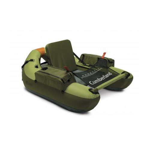 INFLATABLE FISHING HUNTING FLOAT-TUBE BACKPACK STRAPS EXTRA HIGH COMFORT SEAT