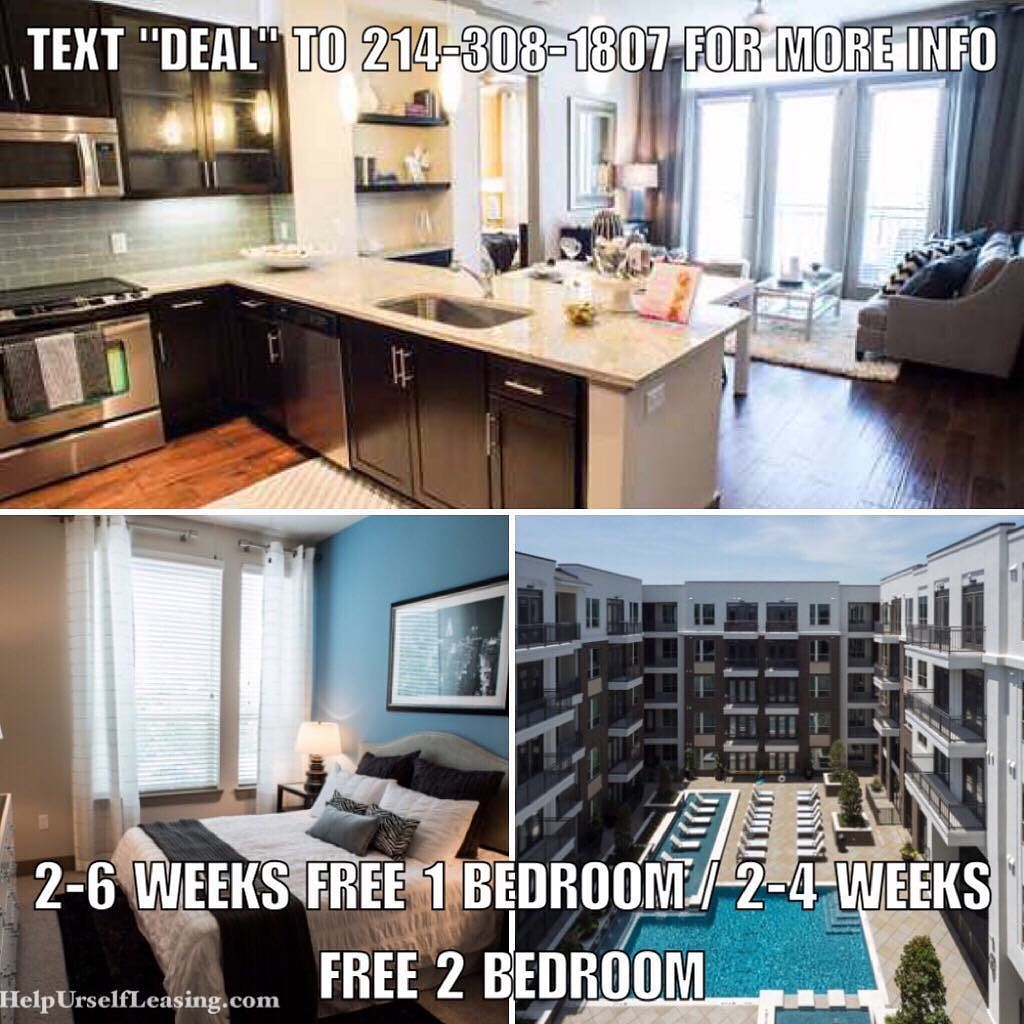 Deal of the Day UPTOWN 26 weeks free on 1 bedrooms. 24