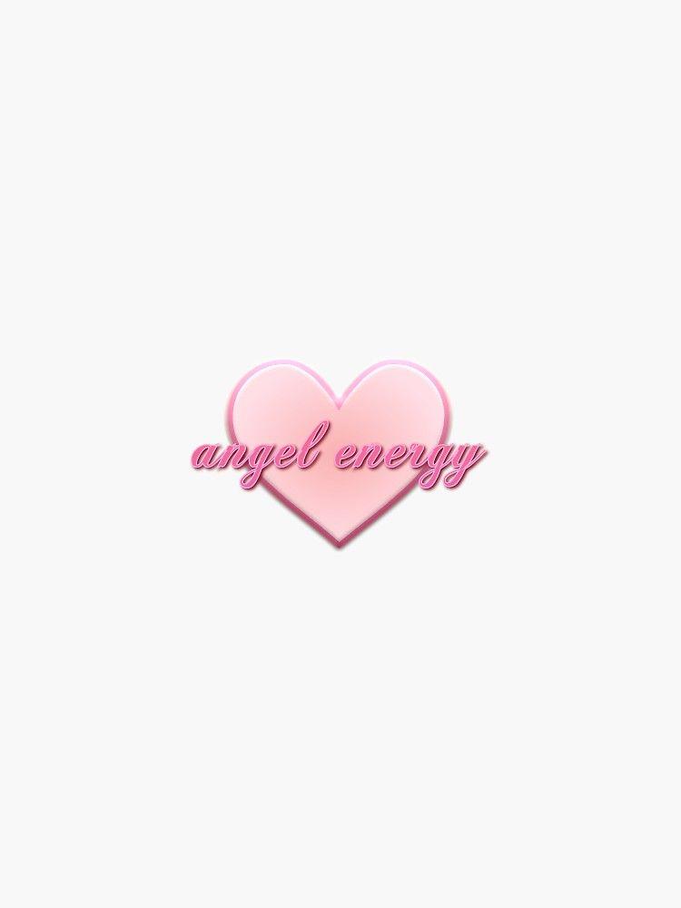 Angel Energy Sticker By Moonbeambaby In 2020 Iphone Wallpaper Sticker Design Angel