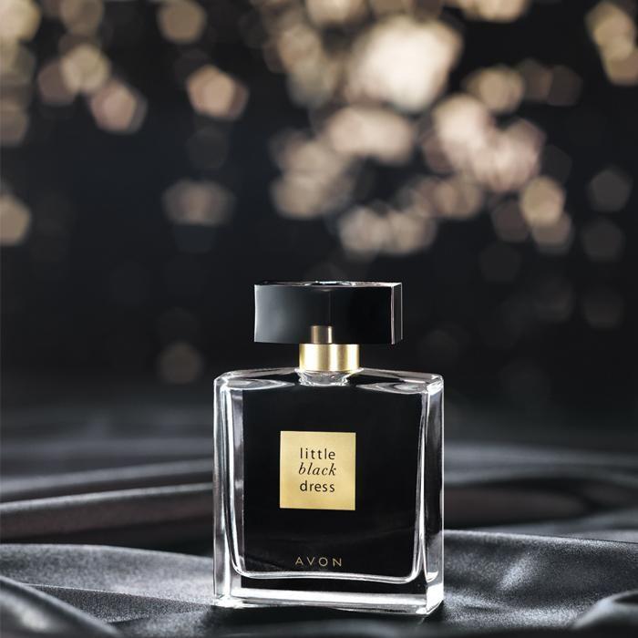 Little Black Dress Eau De Parfum Spray Avon A Modern Classic Of