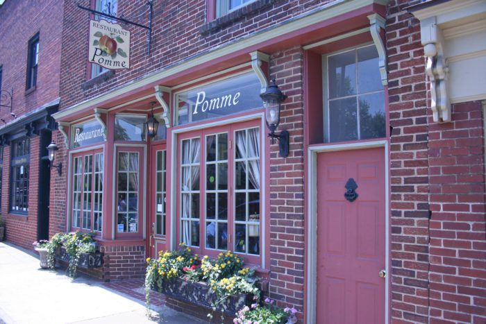 7. Restaurant Pomme (Gordonsville)
