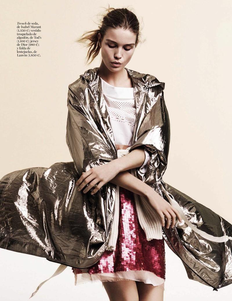 Metales Nobles / Vogue Spain 2016