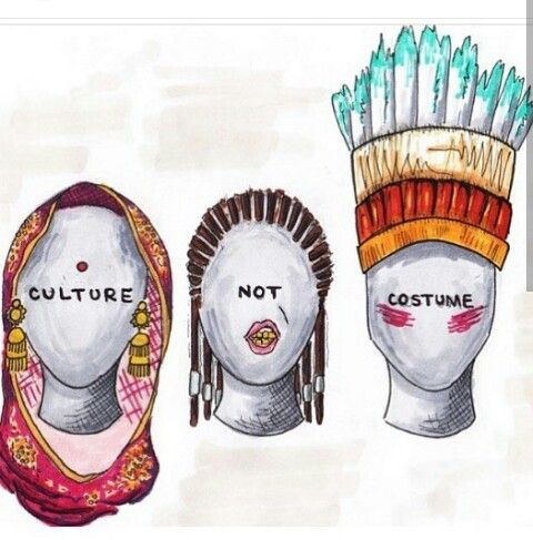 The Thin Line Between Cultural Appropriation And Cultural Appreciation