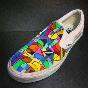 Color mosaic, anyone? Via Instagram user @flaviosponton.