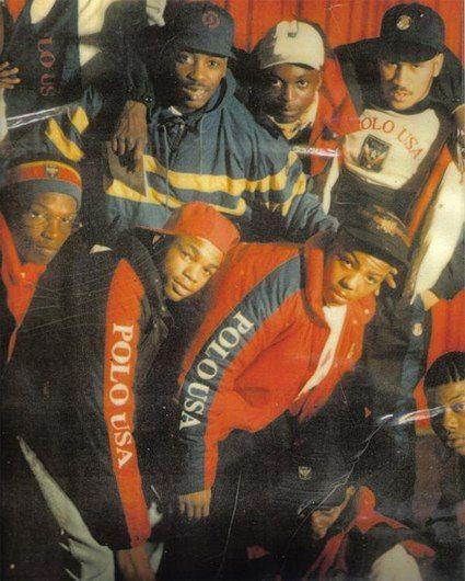 Vintage Lo Life Thirstin Howl The 3rd Polo Splash Arte Hip Hop Ropa Americana Arte
