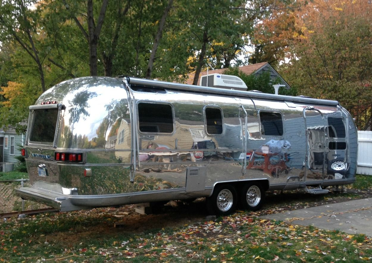 airstream in the fall airstream living and travel. Black Bedroom Furniture Sets. Home Design Ideas
