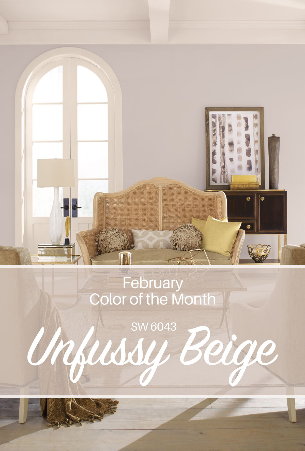 Sherwin williams basket beige photos - Sherwin Williams February Color Of The Month Unfussy Beige Sw 6043