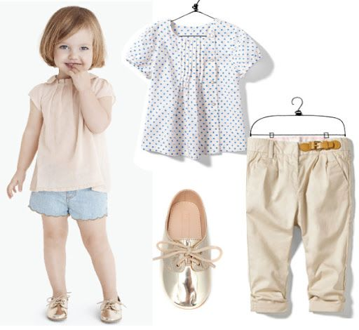 Zara for baby girls.